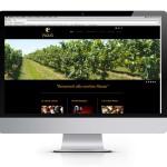 sito web, sito wordpress, vino biologico