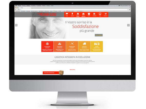 CAB LOG – Nuovo sito web