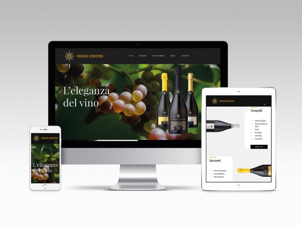 Progettazione sito web