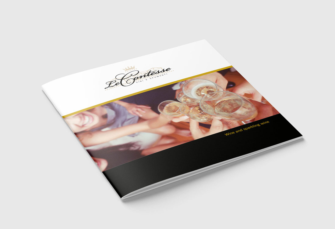 Copertina brochure le contesse