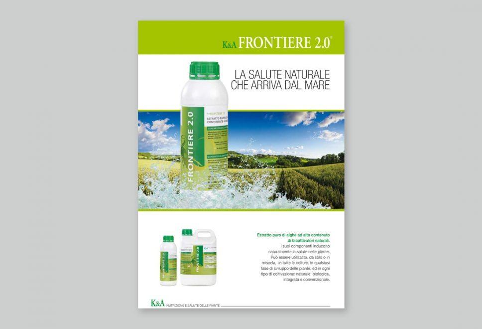 Advertising Frontiere 2.0 Kalos